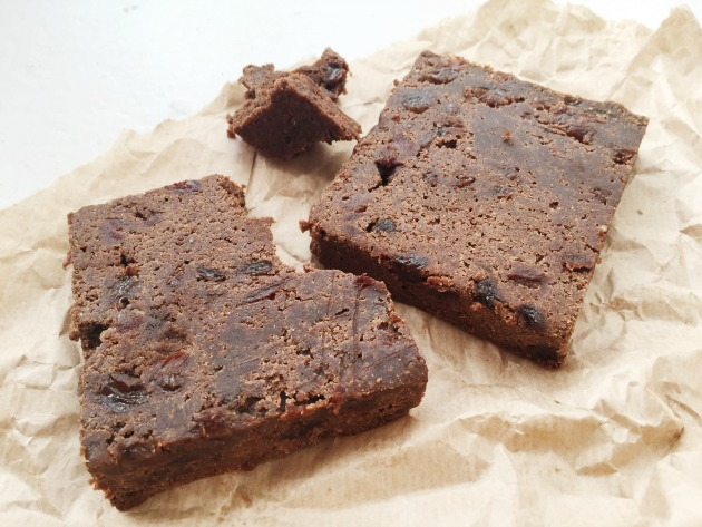 terveellinen brownie